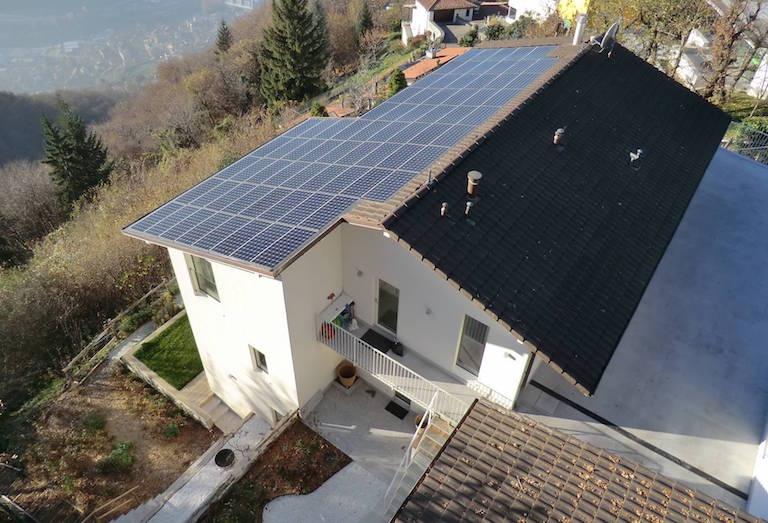 Impianto fotovoltaico Sagno